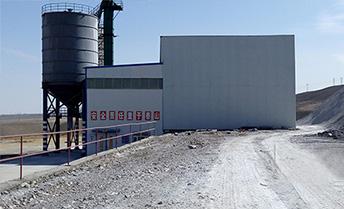江苏年产10万吨天然石膏磨粉生产线