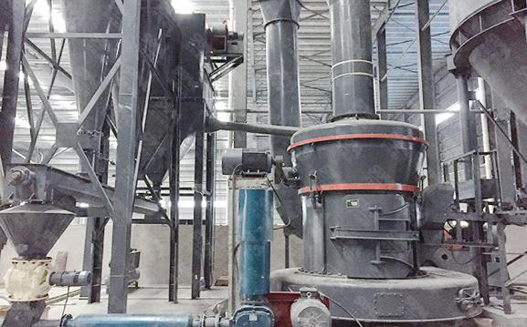 新疆石油焦磨粉生产线|石油焦磨粉机|煅后石油焦粉磨加工设备