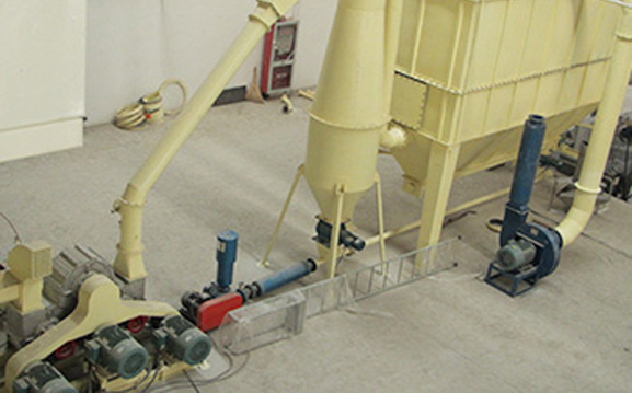 碳酸钙磨粉生产线