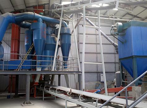 广西大型石灰石破碎制砂生产线设备配置|石灰石破碎制砂机