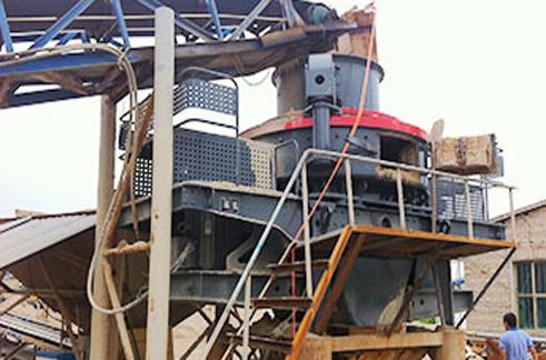 新式石打石制砂机关键部位如何维护保养?有哪些需要注意的事项?