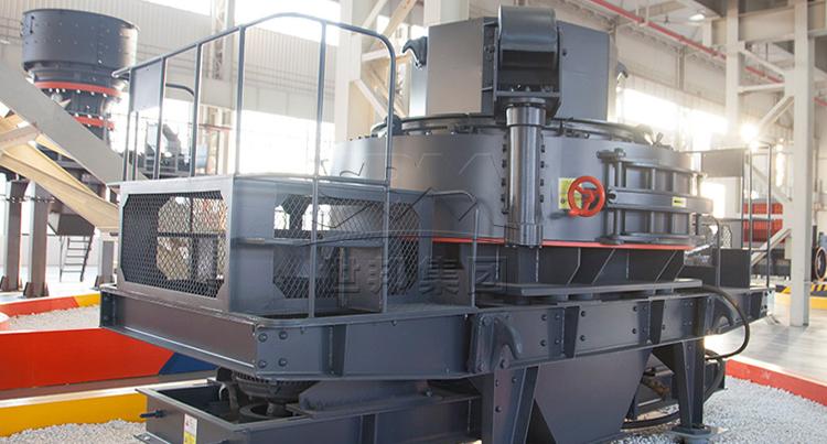 制砂设备与制砂线不匹配怎么办?不妨试试世邦VSI系列冲击破制砂机