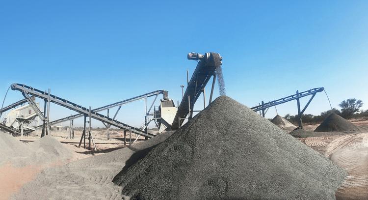 投资石子制砂整套生产线,小规模沙场也能赚钱