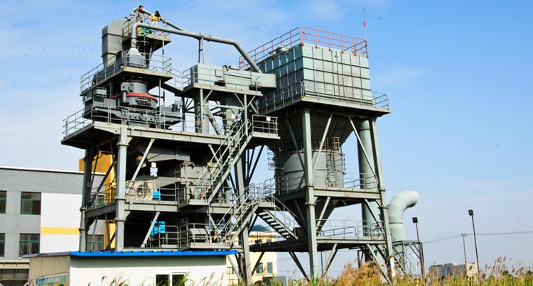 怎么解决机制砂厂环保问题?整套绿色生产型打砂机设备多少钱?