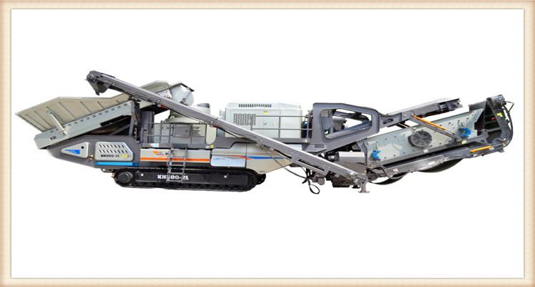 世邦移动鹅卵石制砂生产线设备专注环保、节能,助力打造环保石子厂