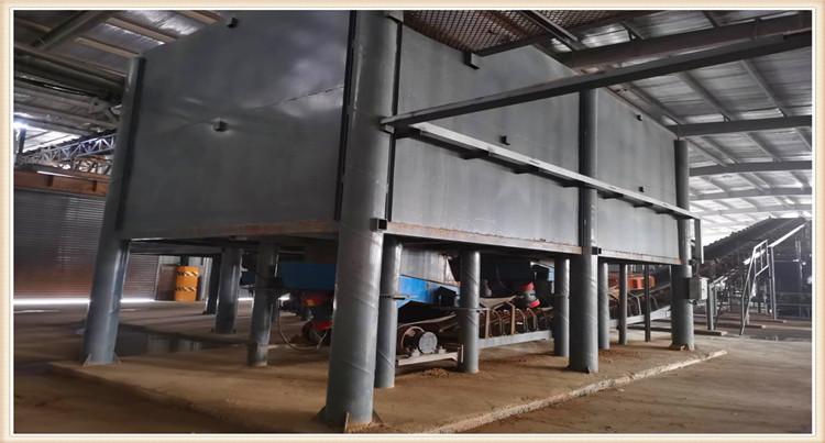 细沙鹅卵石设备工作时轴承发热的原因及排除方法