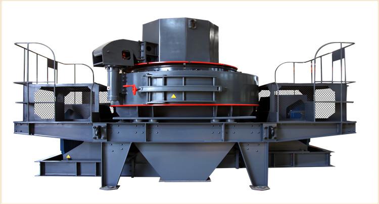 时产50-100吨冲击式鹅卵石制砂机具有哪些方面的优势性能
