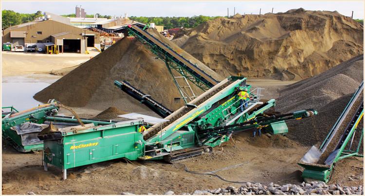 一套移动沙石生产线设备都包括哪些部分?一套移动沙石设备多少钱?