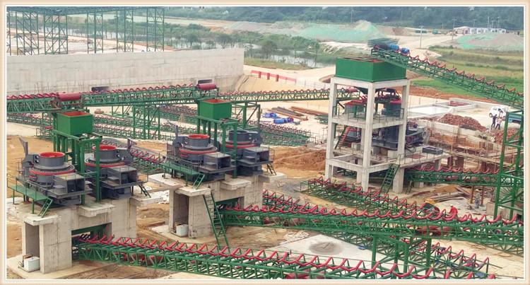 每小时200吨机制砂设备都有哪些?整套机制砂设备价格多少钱?