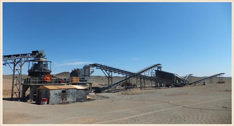 环保机制砂生产线设备有哪些?价格多少?
