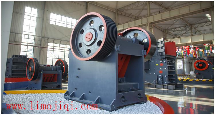 上海世邦生产的石头破碎机成套设备销量好的原因