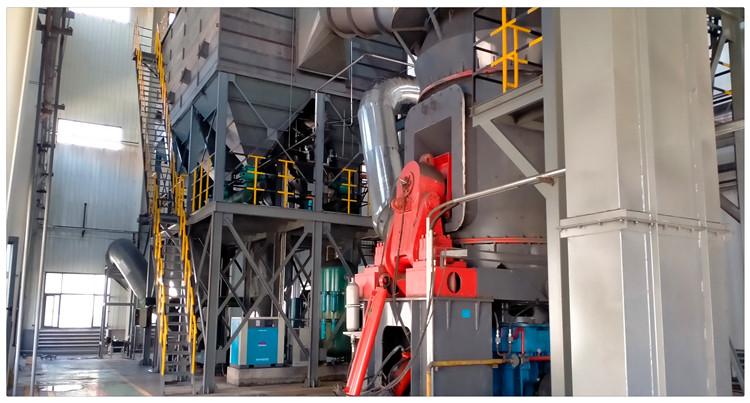 矿渣磨粉生产线设备哪个牌子好?矿渣立式磨机设备价格多少?