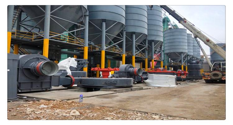 哪些因素导致煤粉加工设备生产效率的大幅度降低