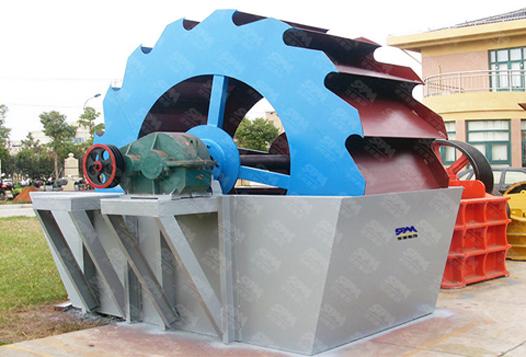XSD洗砂机|洗砂机是怎么工作的|洗砂制砂机供应商|上海螺旋洗砂机价格