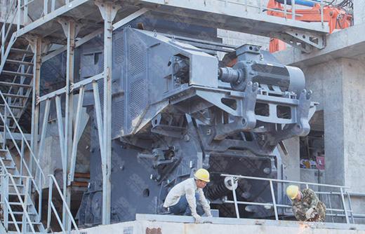 破碎石料生产线设备时产100吨型号多少钱?生产效果如何?