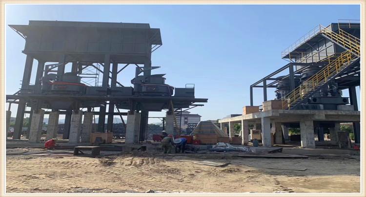 石灰石机制沙生产线如何配置?全套机制沙生产线的价格是多少?
